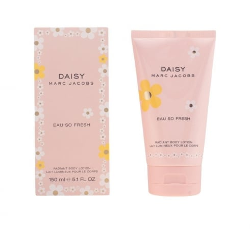 Marc Jacobs Daisy Eau So Fresh 125ml EDT Spray / 150ml Radiant Body Lotion...
