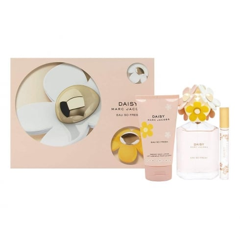 Marc Jacobs So Fresh 125ml /150ml Body Lotion/ 10ml Roller Ball