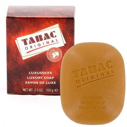 Maurer & Wirtz Tabac Original Luxury Soap 100G In Tin Box