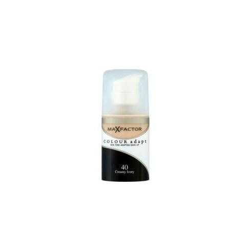 Max Factor Colour Adapt Foundation 40 (Creamy Ivory) 30ml