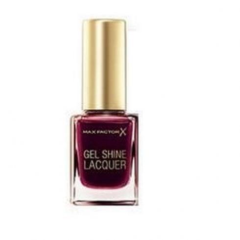 Max Factor Glossfnty Gel Shine Lac Rad Ruby 50
