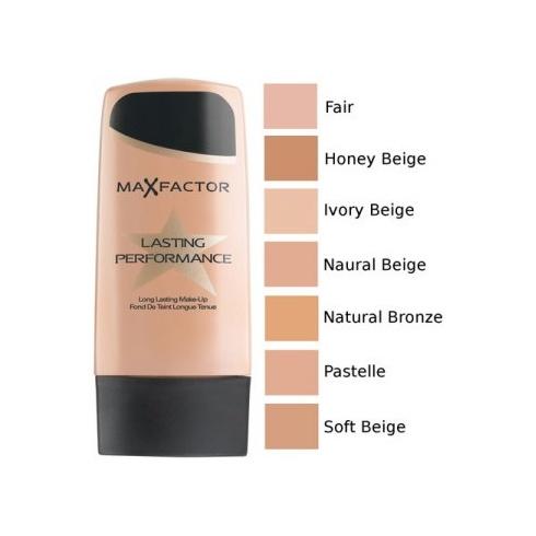 Max Factor Lasting Performance - Honey Beige 108