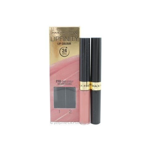 Max Factor Lipfinity Lip Colour - 210 Endlessly Mesmerizing