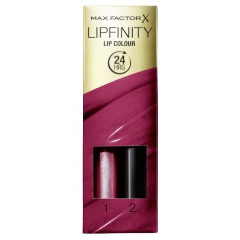 Max Factor Lipfinity Lip Colour - 338 So Irresistible