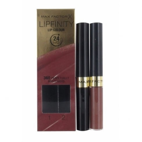 Max Factor Lipfinity Lip Colour - 360 Perpetually Mysterious