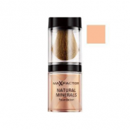 Max Factor Natural Minerals Foundation 10g - 60 Sand