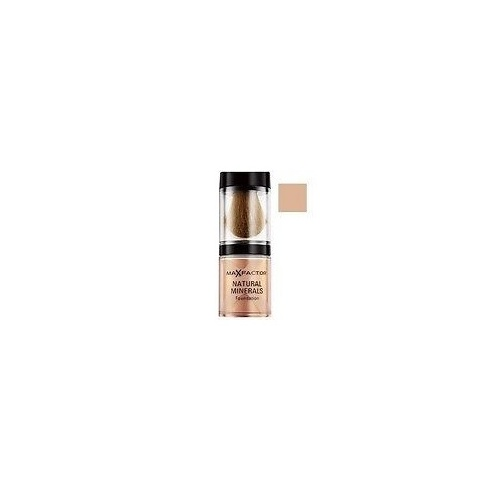 Max Factor Natural Minerals Foundation 10g - Warm Almond 45