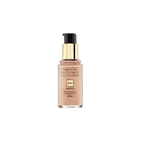 Max Factor MF FACEFINITY 3 IN 1 FOUNDATION 80 BRONZE 30ML SPF 20