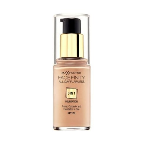 Max Factor MF FACEFINITY 3 IN 1 FOUNDATION 85 CARAMEL 30ML SPF 20