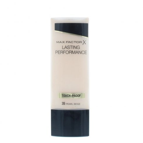 Max Factor Mf Lasting Perform. Found. #35 Pearl Beige 35ml