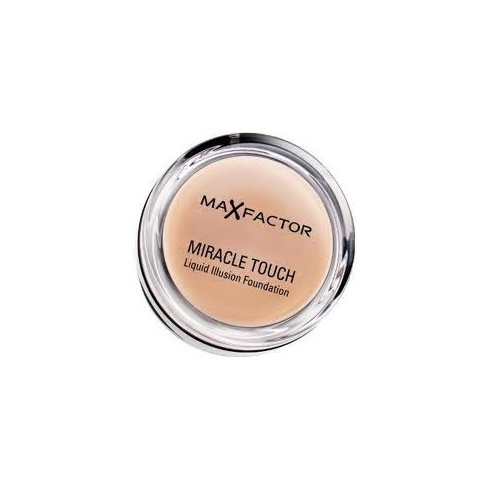 Max Factor Miracle Touch Liquid Illusion Foundation 75 (Golden)