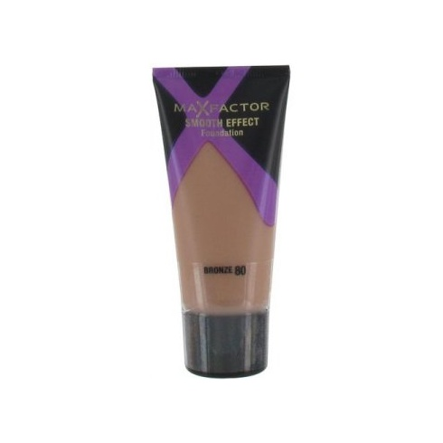 Max Factor Smooth Effect Foundation 080 (Bronze) 30ml