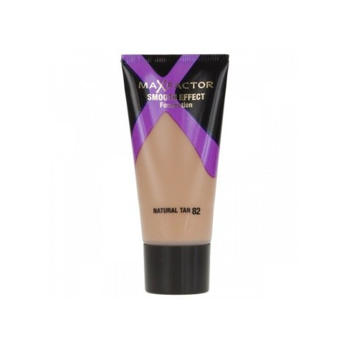 Max Factor Smooth Effect Foundation 082 (Natural Tan) 30ml