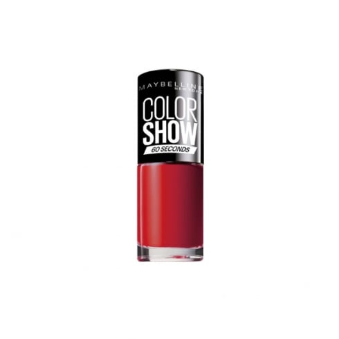 Maybelline Colorshow 60 Seconds  043 Red Apple