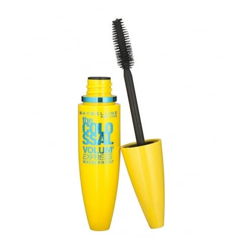 Maybelline Colossal Volum Express Mascara 10ml Glam Black - Waterproof