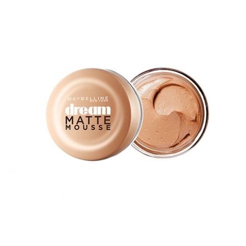 Maybelline Dream Matte Mousse 32 Golden