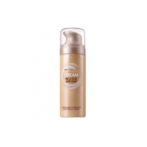 Maybelline Dream Nude Airfoam Foundation 50ml (021 Nude)