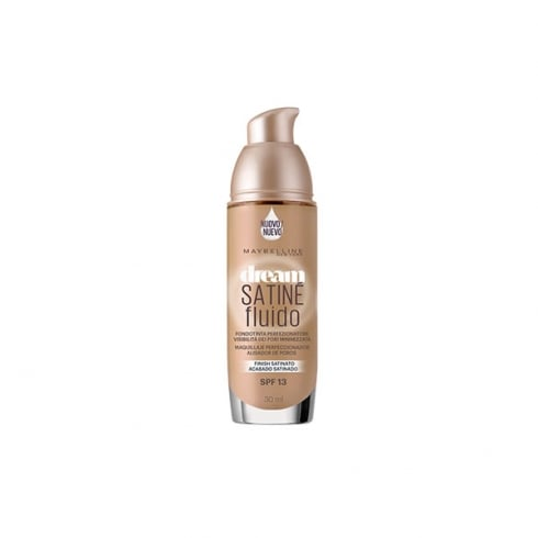 Maybelline Dream Satin Liquid Foundation 45 Light Honey