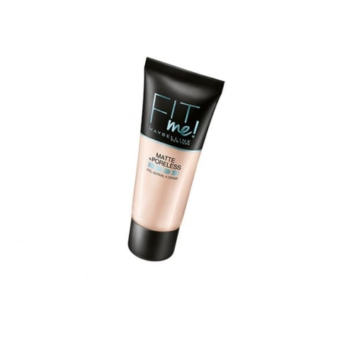 Maybelline Fit Me Matte Poreless Foundation 128 Warm