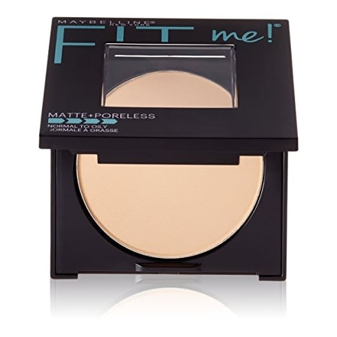 Maybelline Fit Me Matte + Poreless Powder 8.5G  Natural Beige