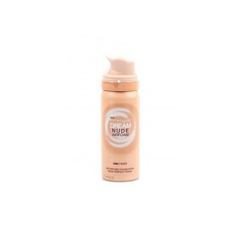 Maybelline Dream Nude Airfoam Foundation 50ml (040 Fawn)