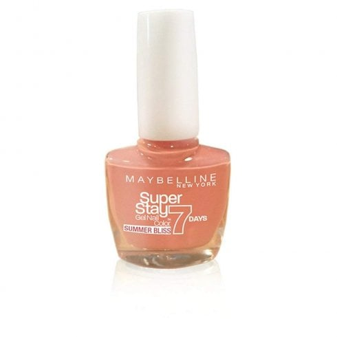 Maybelline Super Stay 7 Days Gel Nail 873 Sun Kissed 10ml