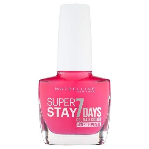 Maybelline Super Stay 7 Days Gel Nail 874 Sea Sky 10ml