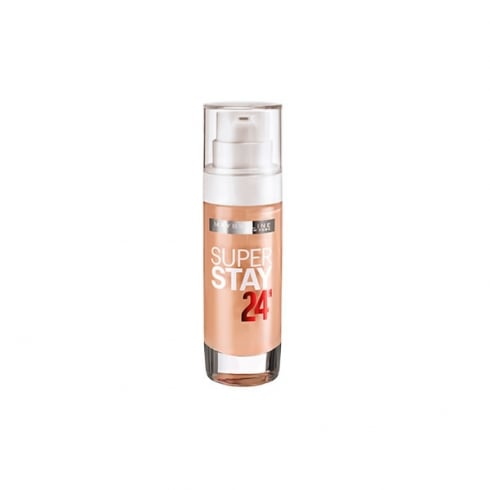 Maybelline Superstay 24h Foundation 48 Sun Beige