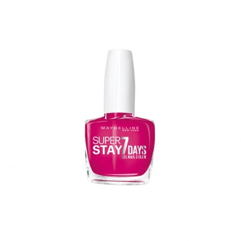 Maybelline Superstay 7 days Gel Nail Color 180 Rose Fuchsia