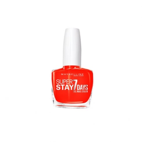 Maybelline Superstay 7 days Gel Nail Color 460 Couture Orange
