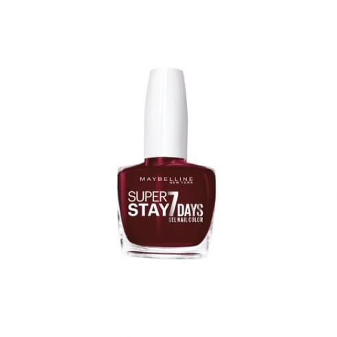 Maybelline Superstay 7 days Gel Nail Color 501 Cherry Sin