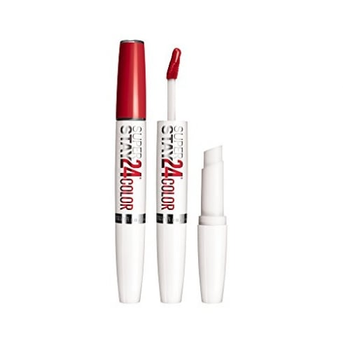 Maybelline Superstay Lipstick - Tangerine Pop