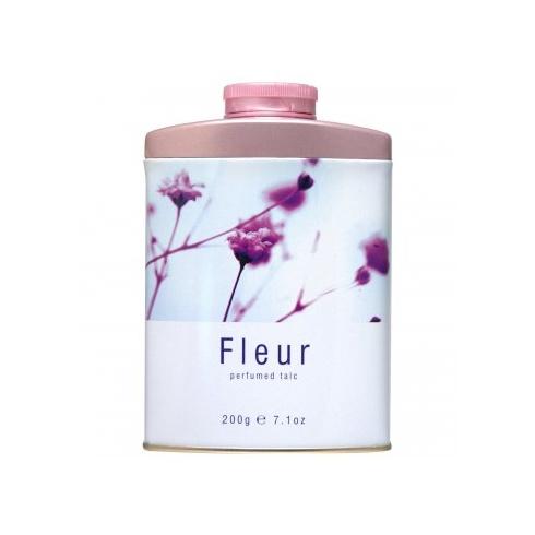 Mayfair Fleur Tinned Talcum Powder 200g