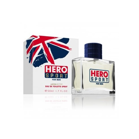 Mayfair Hero Sport Limited Edition 50ml EDT Spray