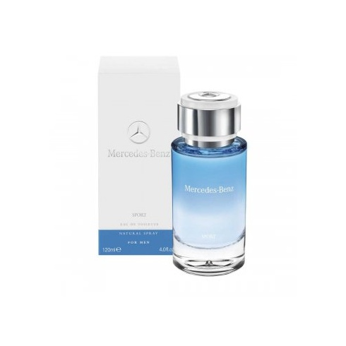 Mercedes Benz Sport 120ml EDT Spray