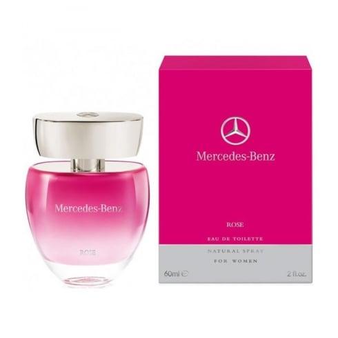 Mercedes Benz Rose EDT Spray 60ml