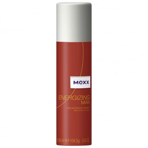 Mexx Energizing Man Deodorant Spray 150ml