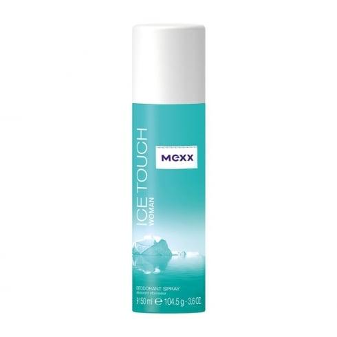 Mexx Ice Touch Woman Deodorant Spray 150ml