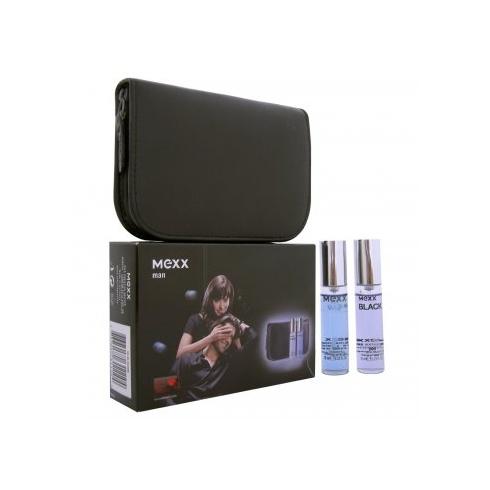 Mexx Man Giftset 10ml EDT Spray + Black 10ml EDT Spray