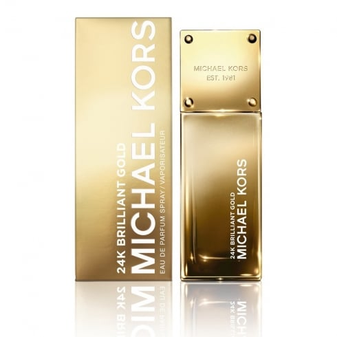Michael Kors 24K Brilliant Gold 30ml EDP Spray