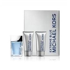Michael Kors Extreme Blue 120ml EDT/75ml A/S Balm/ 75ml Body Wash