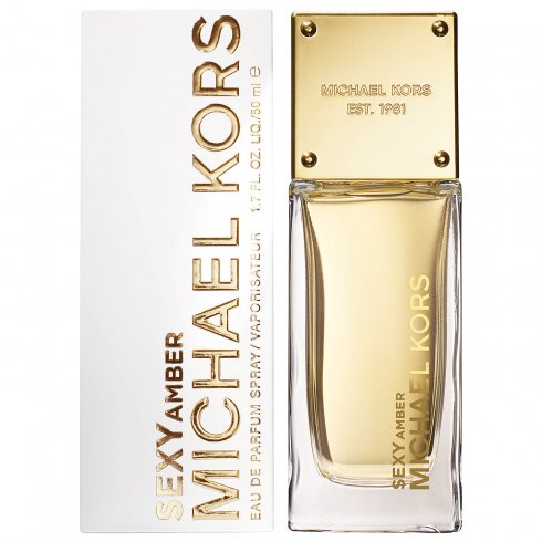 Michael Kors Sexy Amber 50ml EDP Spray
