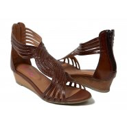 MinX Chocolate Ladies Shoes
