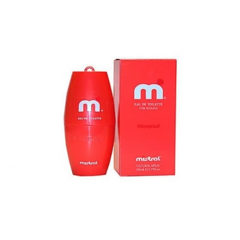 Mistral Waterproof Woman EDT Spray 50ml