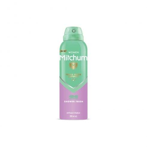 Mitchum Deo Spray Shower Fresh 200ml