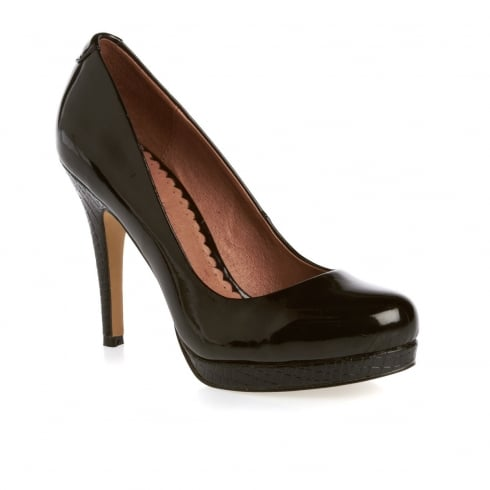 Moda in Pelle Calleen - Patent Black