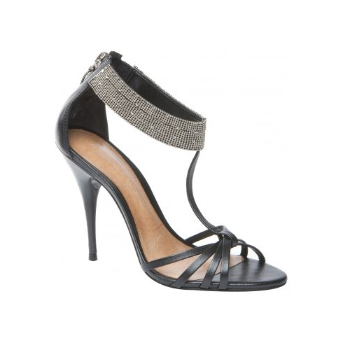 Moda in Pelle Ladies Sinah Shoes - Black