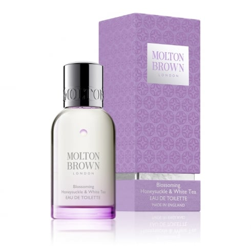 Molton Brown Blossoming Honeysuckle & White Tea 50ml EDT Spray