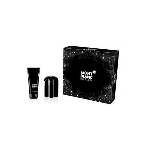 Montblanc Emblem Gift Set 60ml EDT Spray + 100ml Shower Gel