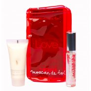 Morgan Femme Overnight Kit 10ml EDT Spray / 20ml Body Lotion & Tattoo